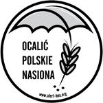 Naklejka - Ocalic Polskie Nasiona