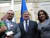 Z Prezydentem RP Bronisławem Komorowskim