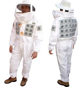 kombinezon dla pszczelarza
